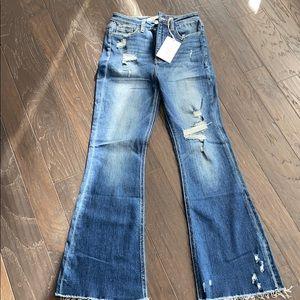 Flying Monkey size 26 jeans